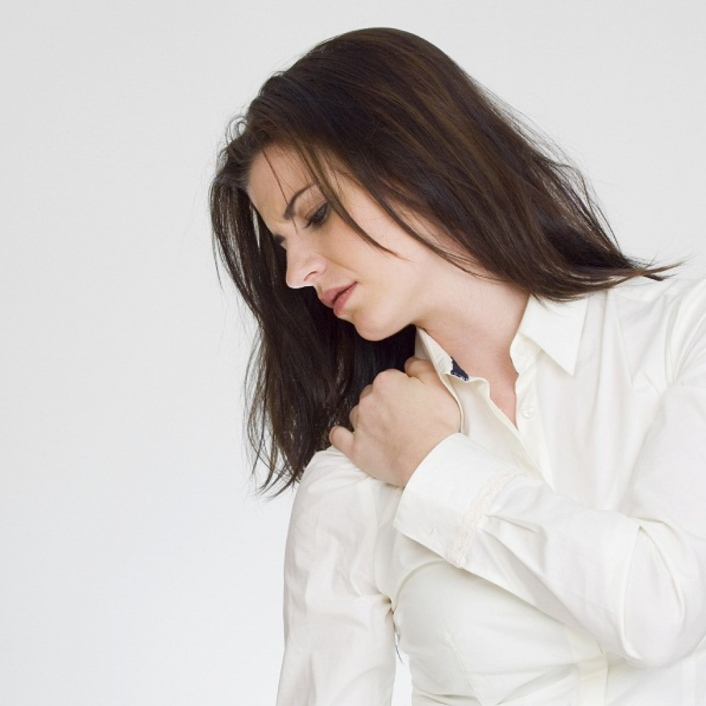 Chiropractic Treatment for frozen Shoulder Pain